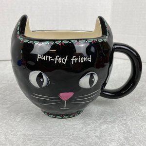 Natural Life Cat Mug Purr-fect Friend